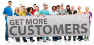 Want More Customers? Clients? Leads? Prospects?
