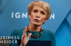 Shark Tank Investor Barbara Corcoran On Donald Trump As A Businessman | IGNITION 2018