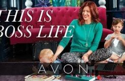 Avon #BeautyBoss Lydia