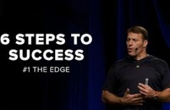 Tony Robbins: The Edge | 6 Steps to Total Success