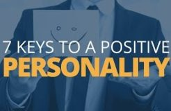 7 Keys to a Positive Personality   Brian Tracy