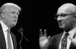 Trump vs Friedman - Trade Policy Debate