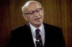 Milton Friedman - Redistribution of Wealth