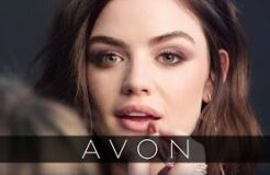 Lucy Hale Behind The Cover - mark. by Avon