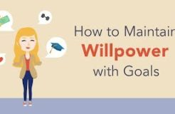 Using Goals to Maintain Willpower | Brian Tracy