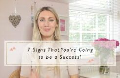 7 Signs That You